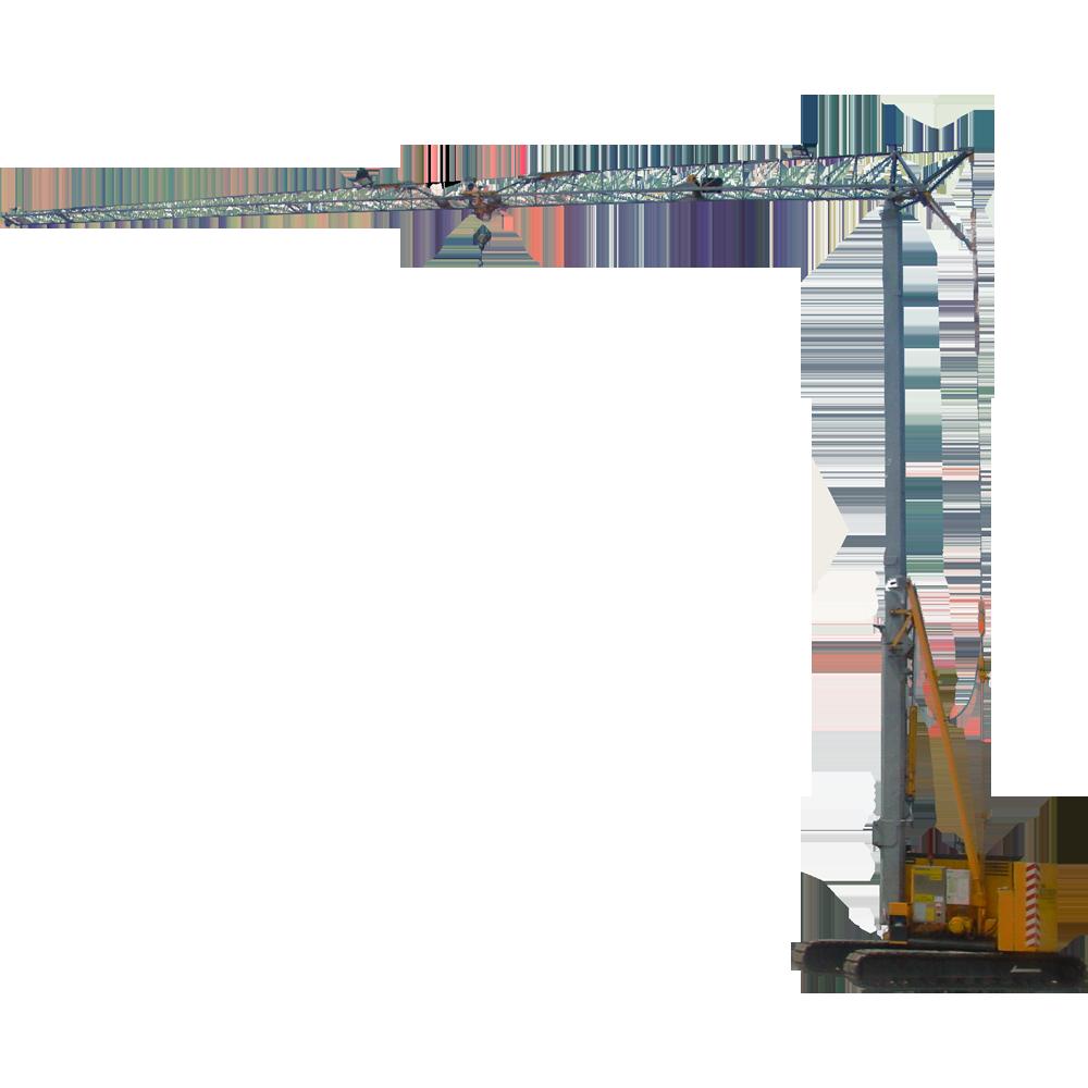 Montalift 194S rups torenkraan