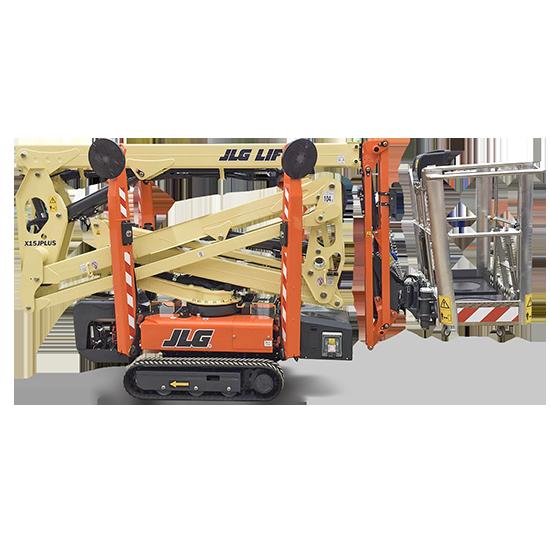 JLG X15J Plus