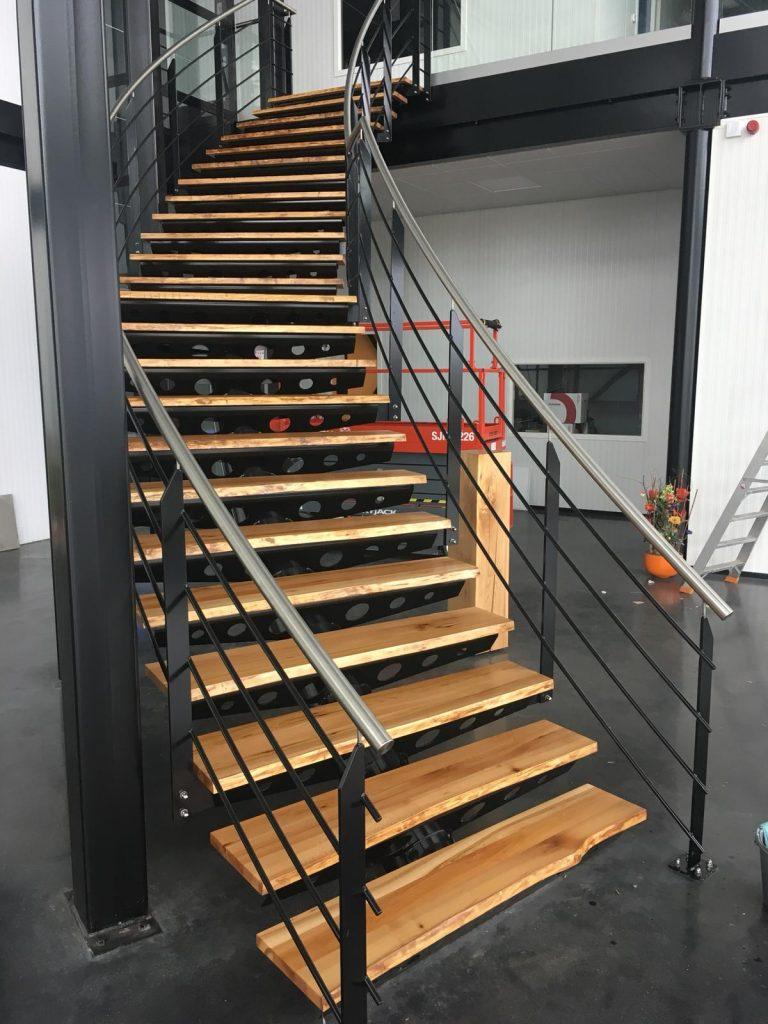 trap gerenoveerd